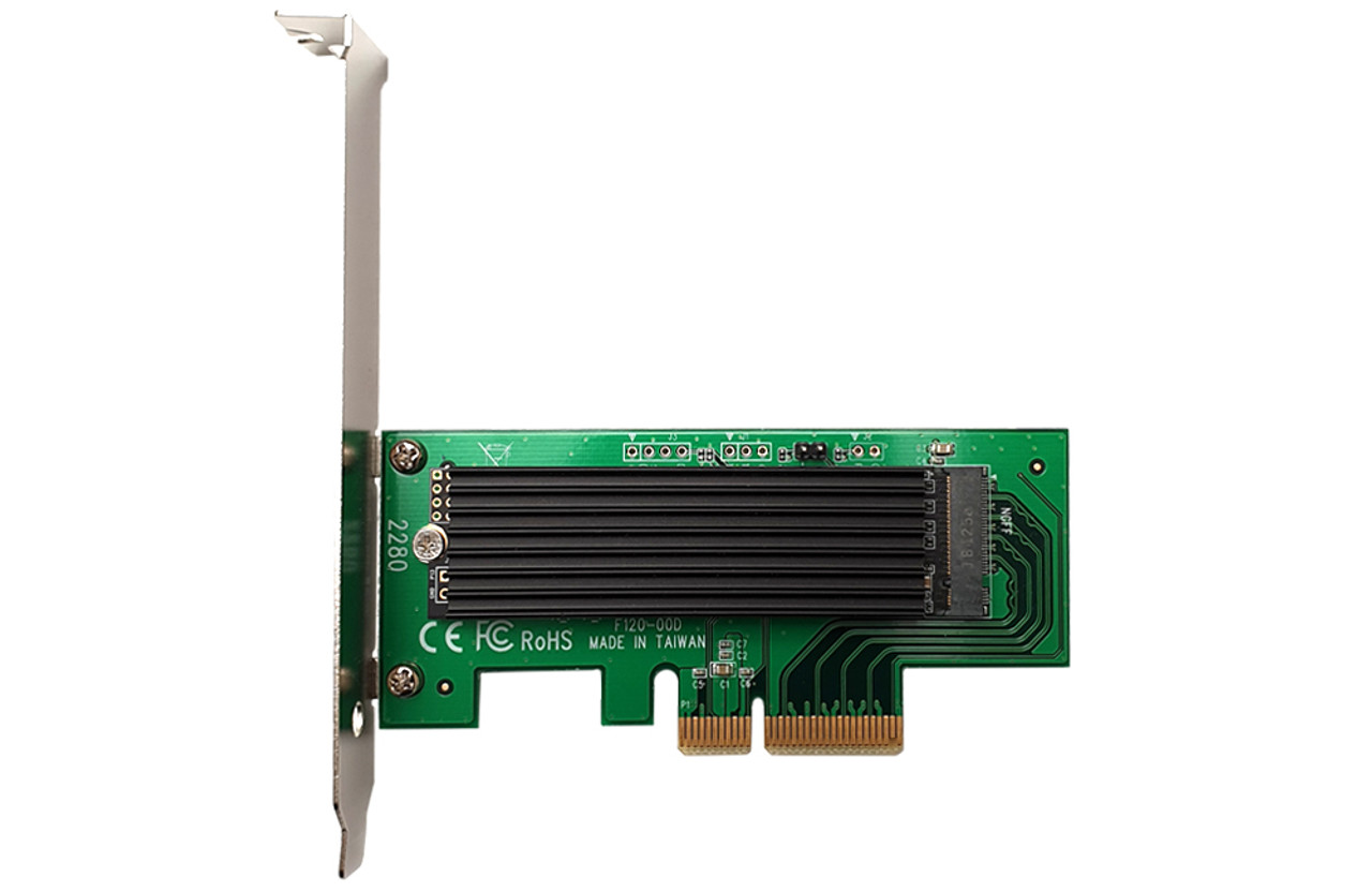 256GB Flexx LX400 Pro NVME SSD with PCIe adapter for Mac Pro 2010-2019