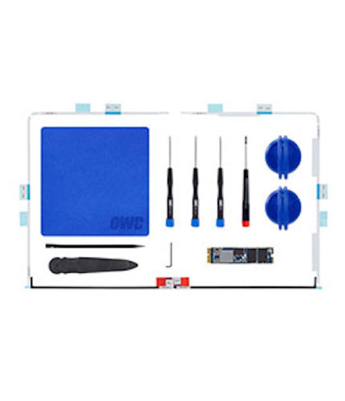 OWCS3DAPT4MA20K_2TB Aura Pro X2 DIY SSD upgrade kit_