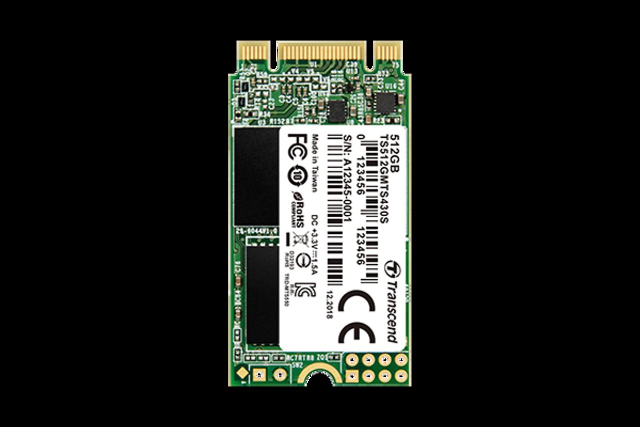 TS128GMTS430S-128GB SSD_M.2 2242_SATA 3