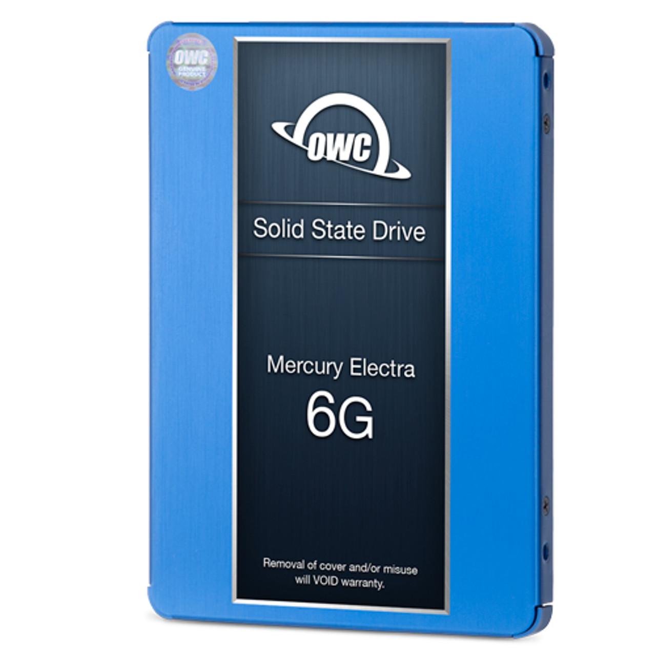 2TB OWC Mercury Electra 6G SSD and HDD DIY Bundle Kit for all iMac Mid 2011