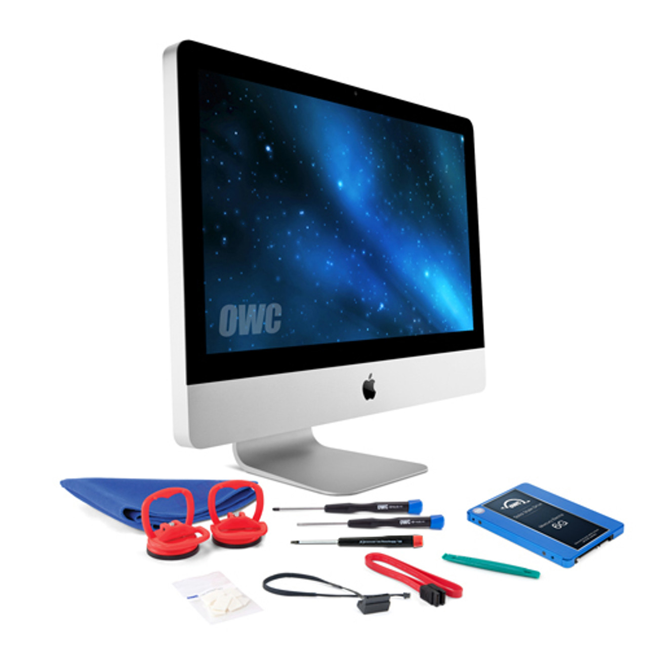 OWCK27IM11SE500_500GB SSD DIY kit instal