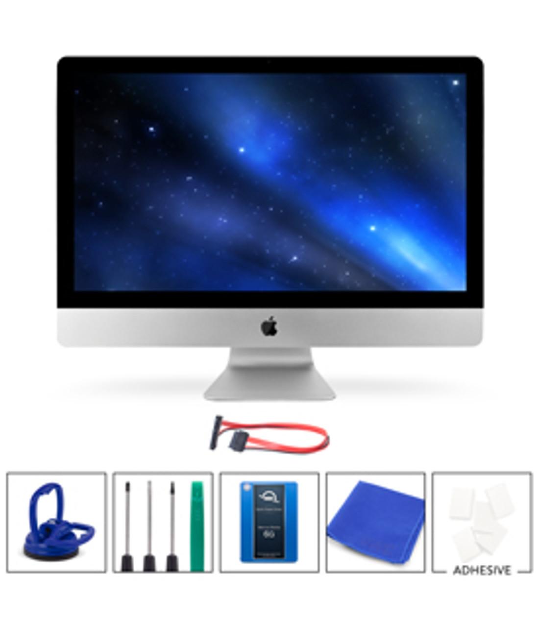 1TB OWC Mercury Electra 6G SSD - SSD Bay Add-In Kit for 2011 27-inch iMacs