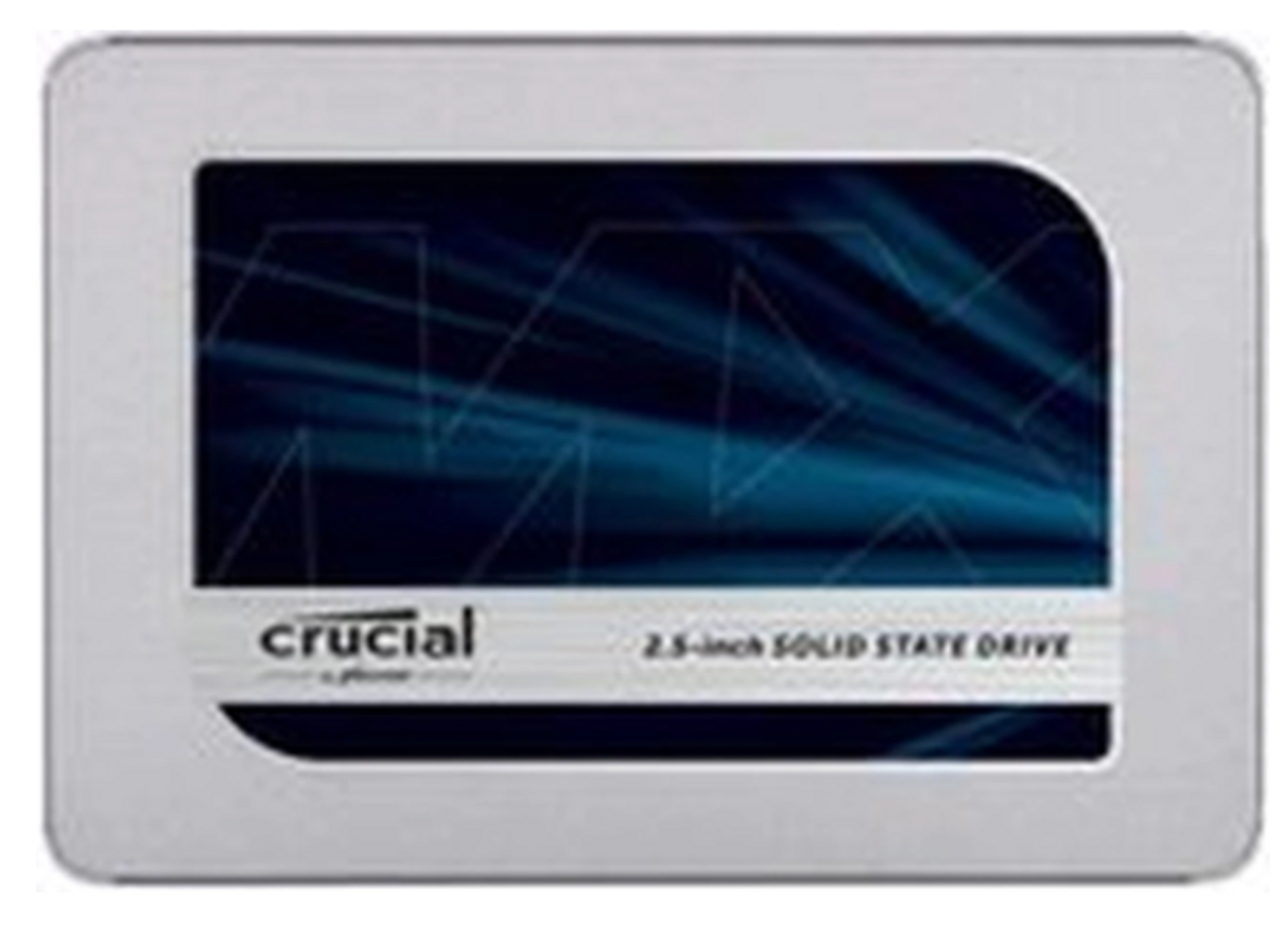 500GB Crucial MX500 6G SSD - main HDD to SSD upgrade Kit for 27-inch iMac 2012 and later