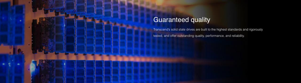Transcend 500GB 2.5-inch SATA III 6G QLC 220Q series SSD
