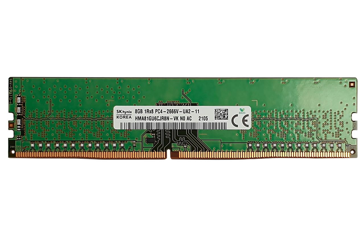 8GB DDR4 2666Mhz Hynix_HMA81GU6CJR8N-VK_288 pin DIMM