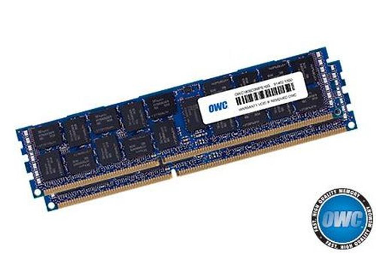 64GB (2 x 32GB) DDR3 1333Mhz ECC Registered memory for late Mac Pro_ OWC1333D3MPE32G