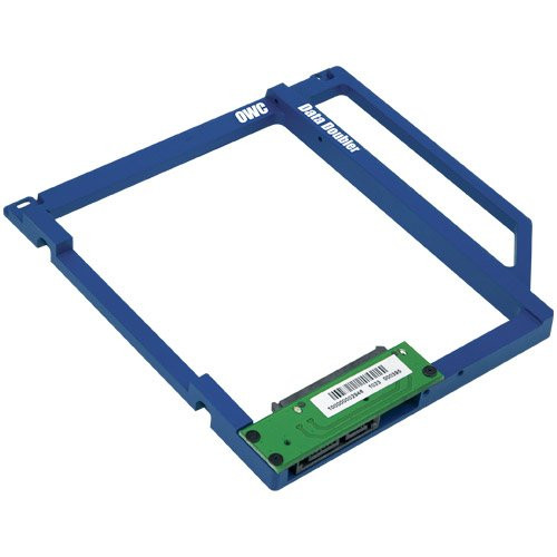 OWC Data Doubler Optical to SATA Drive Converter Bracket Solution