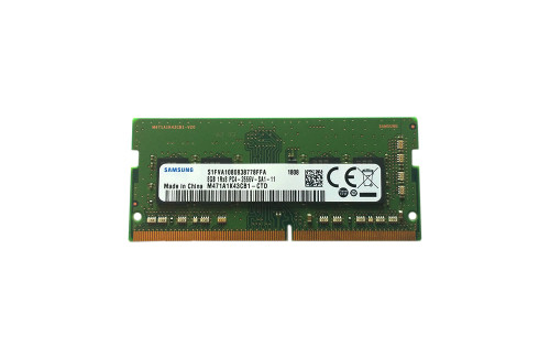 Samsung 8GB DDR4 PC4-21300, 2666MHZ, 260 PIN SODIMM M471A1K43CB1-CTD