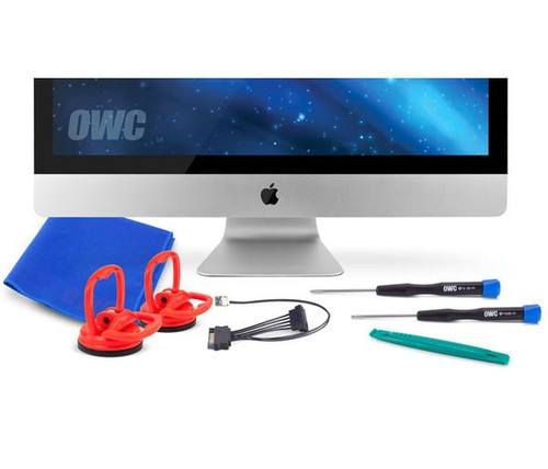 OWC Complete Hard Drive Upgrade Kit with Tools and Digital Thermal Sensor for all iMac 2011 Models