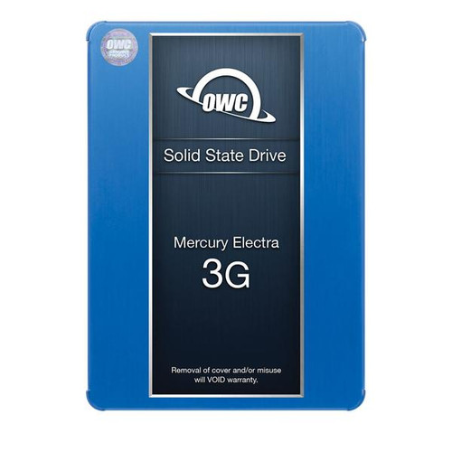 "500GB OWC Mercury Electra 3Gb/s 2.5"" SSD"