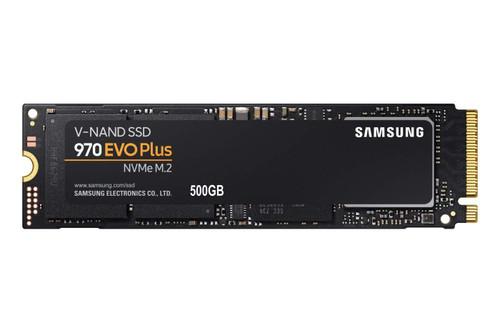 Samsung 970 EVO Plus 500GB M.2-2280 PCI-e 3.0 x 4 NVMe Solid State Drive SSD