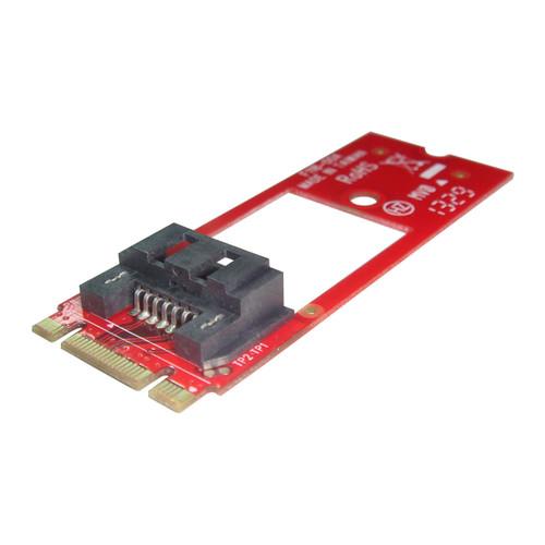 Lycom M.2 NGFF SATA to 7Pin SATA Converter for Hard Drive, SSD, Optical Drive