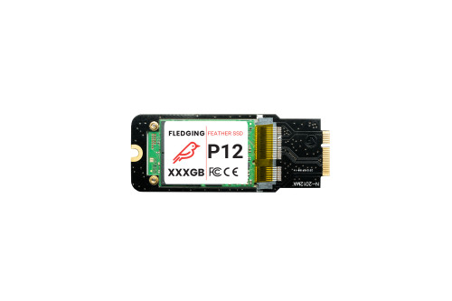 Feather P12512GB Solid-State Drive SSD for MacBook Pro with Retina Display (2012 - Early 2013)