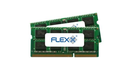 Flexx 8GB kit (2 x 4GB), 204-pin SODIMM, DDR3 PC3L-12800, 1600MHz