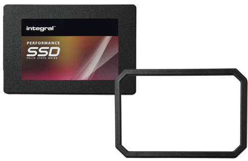 Integral 128GB SSD 2.5 inch SATA III 6G P-Series 5 Plus Solid state drive SSD