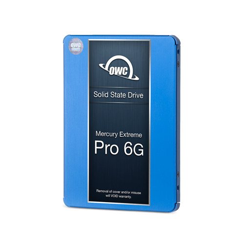 1TB OWC Mercury Extreme 6G SSD and HDD DIY Bundle Kit (for 27-inch iMac 2012 and later)