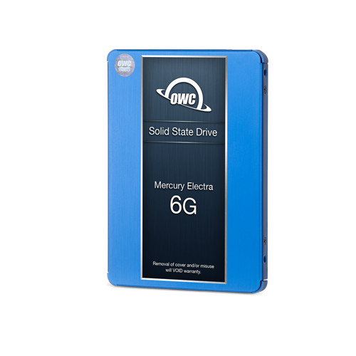 500GB OWC Mercury Electra 6G SSD and HDD DIY Bundle Kit (for 21.5-inch iMac 2012 and later)