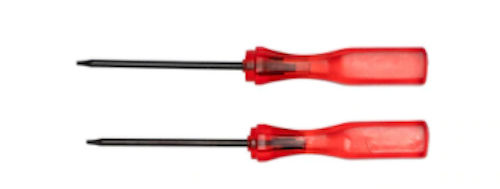 Flexx Pentalobe & Torx T5 Tool Kit (for MacBook Air 2010-2012 & MacBook Pro Retina)