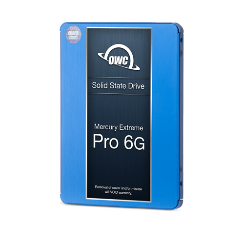 240GB OWC Mercury Extreme Pro 6G SSD and HDD DIY Bundle Kit (for 21.5-inch iMac 2012 and later)