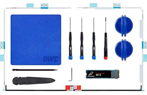 Fledging M13 Turbo NVME SSD with DIY kit