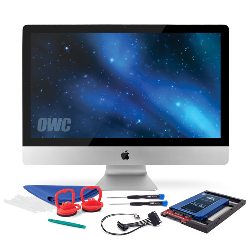 OWCKITIM11HP1TB_1TB OWC Mercury Extreme 6G SSD and HDD DIY Bundle