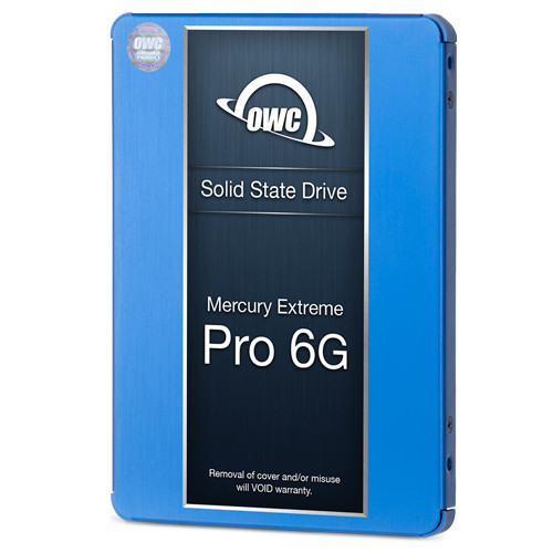 1TB OWC Mercury Extreme 6G SSD and HDD DIY Bundle Kit for all iMac Mid 2011