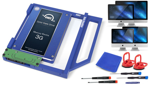 OWCDDIMSSD2TB,optical drive to SSD replacement