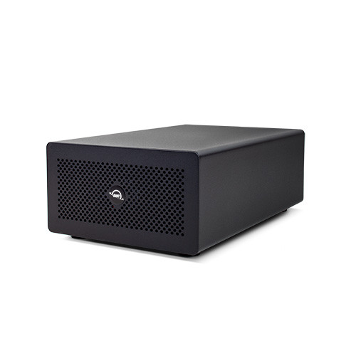 OWC Mercury Helios 3S Thunderbolt 3 PCIe Expansion Solution for Mac and PC