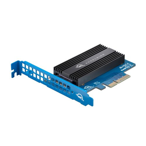 Accelsior 1A Apple Factory SSD to PCIe Adapter Card