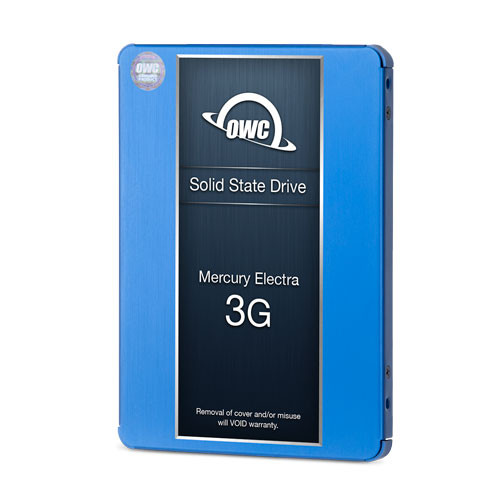 OWC 500GB Mercury Electra 3G SSD and Adapta-Drive 2.5-inch to 3.5-inch DIY bundle kit