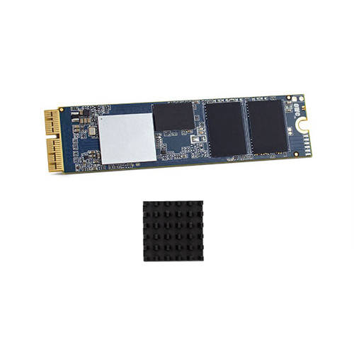 OWC Aura Pro X2 1TB SSD Upgrade Solution with Envoy Pro enclosure for Mac Pro (Late 2013)