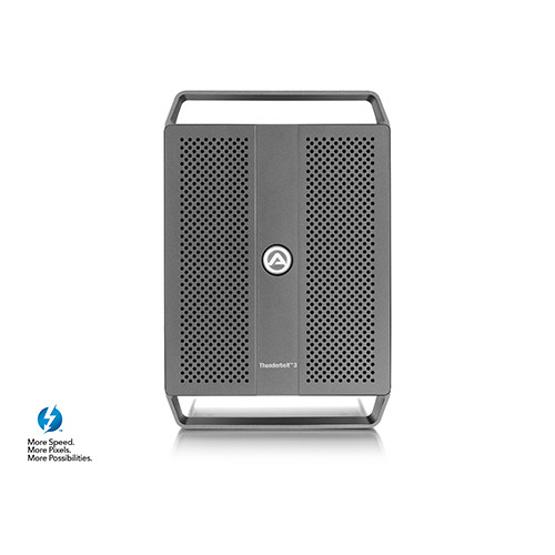 AKiTiO Node Duo Thunderbolt 3 PCIe Expansion Chassis