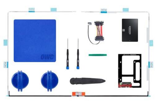 Samsung 4TB SSD DIY bundle kit for 27 inch iMac 2012 onwards