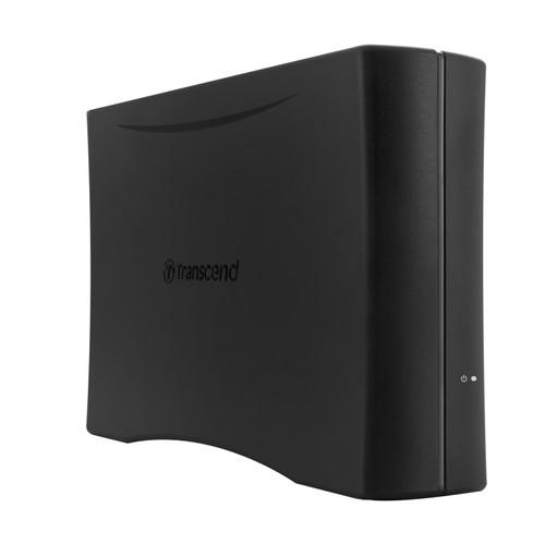 Transcend 4TB StoreJet Cloud 110N with NAS hard drive