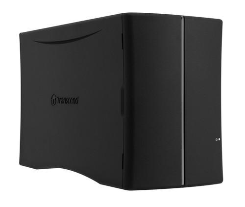 Transcend 8TB StoreJet Cloud 210N with NAS hard drive