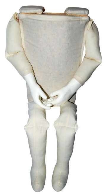 Complete - Padded Ventriloquist body 3T size (Improved)
