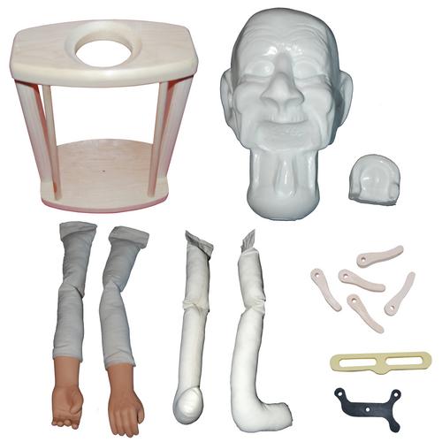 Complete Figure Kit : 2T Uncle Earl