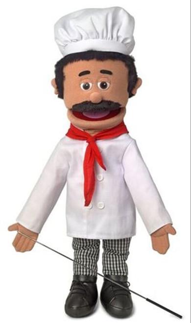 """Puppet: Chef Luigi 25"""""""