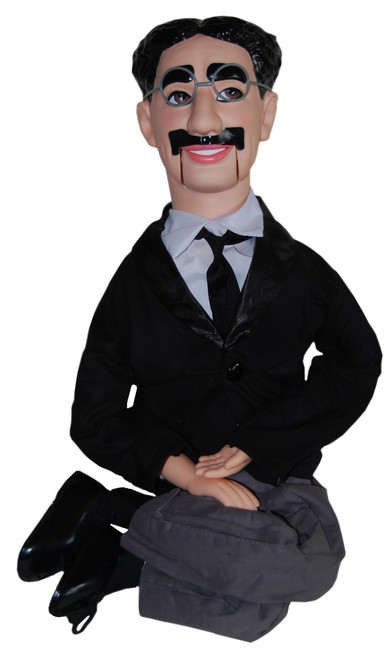 Groucho Marx - Semi-Pro Upgraded Ventriloquist Figure