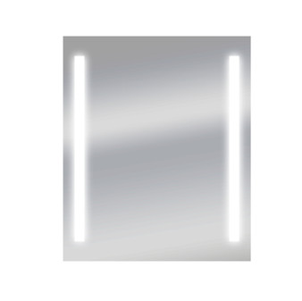 """Dyconn Faucet Catella - LED Wall Mounted Backlit Vanity Bathroom LED Mirror with Touch On/OFF Dimmer & Anti-Fog Function (30""""W X 36""""H (Vertical/Horizontal))"""