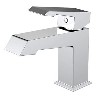 Dyconn Faucet VS1H39 Modern Bathroom/Vessel/Bar Vanity Faucet Single Hole (Chrome(Juniper))
