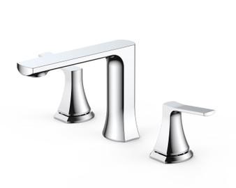 Dyconn Faucet Cumberland WS3H51A-CHR Chrome Widespread Faucet