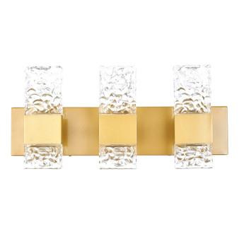 Dyconn Faucet Aria 3 Crystal Lt Vanity Light - 3000K