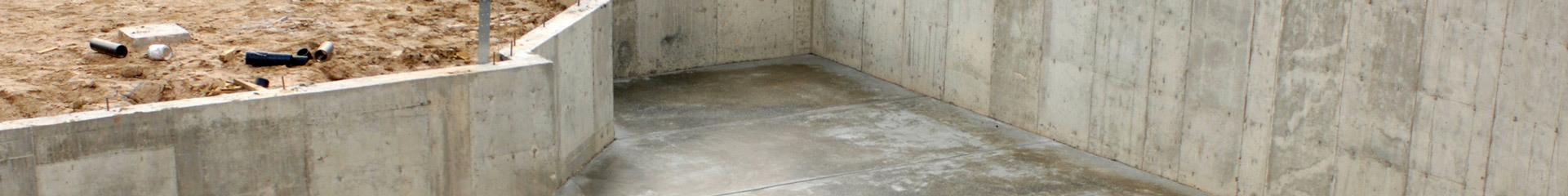 Basements: Penetrating Concrete Sealers, Topical Concrete