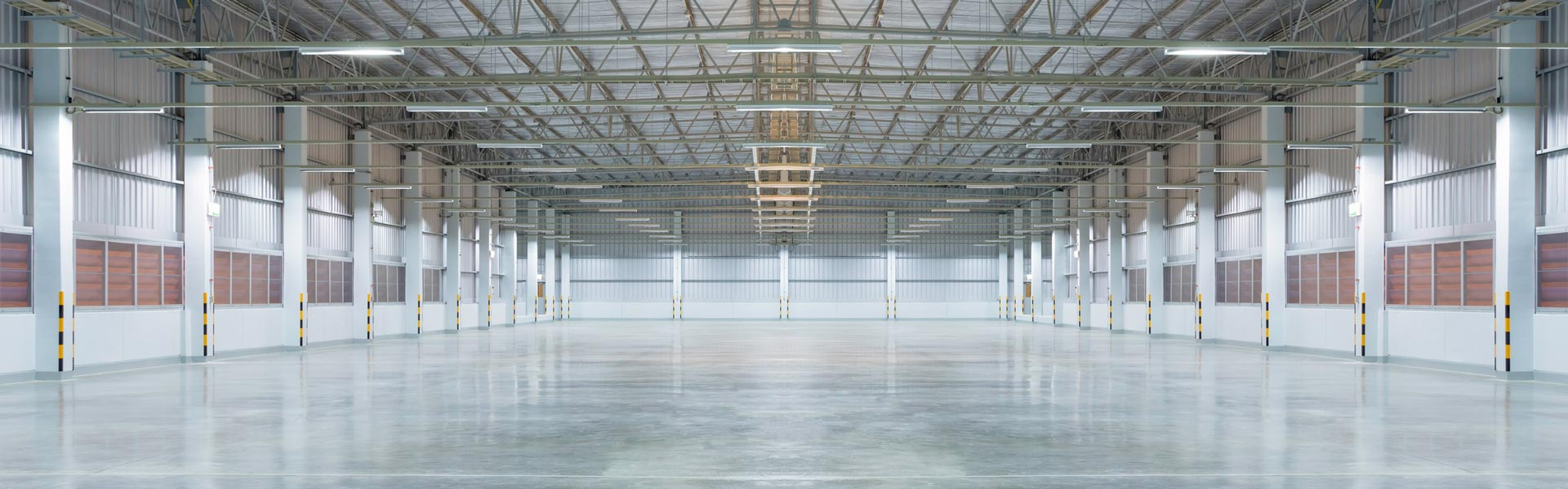 Warehouses, Loading Docks & Storage Facilities