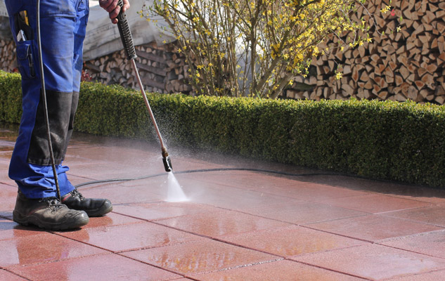 CONCRETE CLEANERS Image