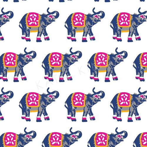 Elephants March