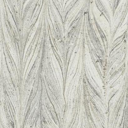 Gray and white marbled wallpaper.