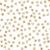 Popcorn pattern on white wallpaper.