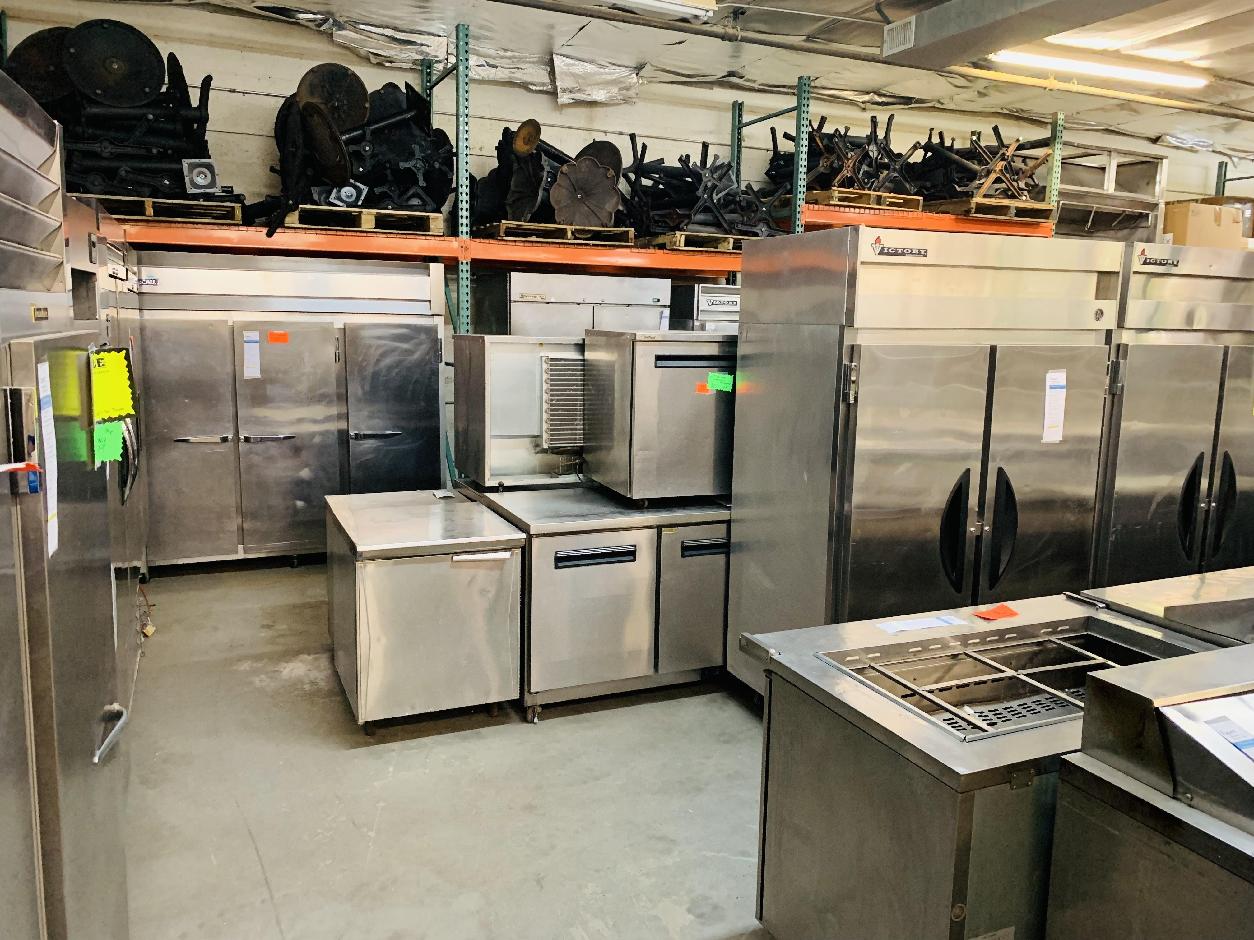 Second Hand Refrigeration